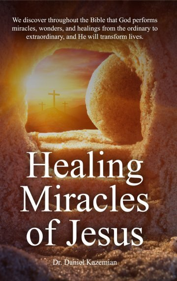 Healing Miracles of Jesus