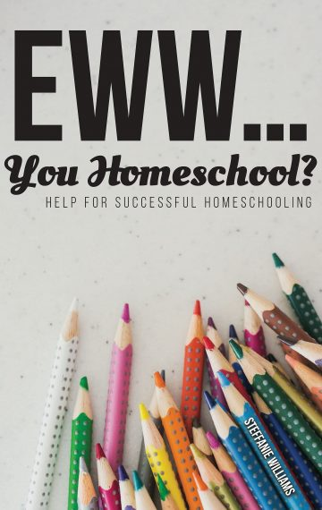Eww…You Homeschool?